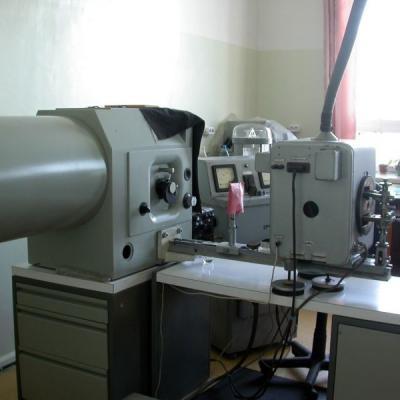 Эмиссионный спектральный анализ PGS II и ДФС-8