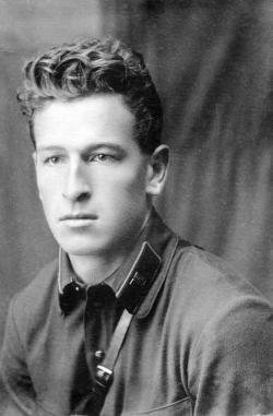 Мой отец, 1933г (Москва)