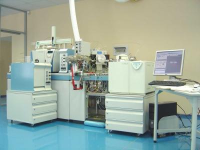 Масс спектрометр для анализа стабильных изотопов Thermo Finnigan МАТ 253