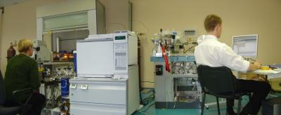 Масс спектрометр Thermo Finnigan МАТ 253