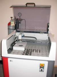 "рентгенофлуоресцентный сканирующий спектрометр S4 Pioneer (""Bruker AXS"", Германия)"